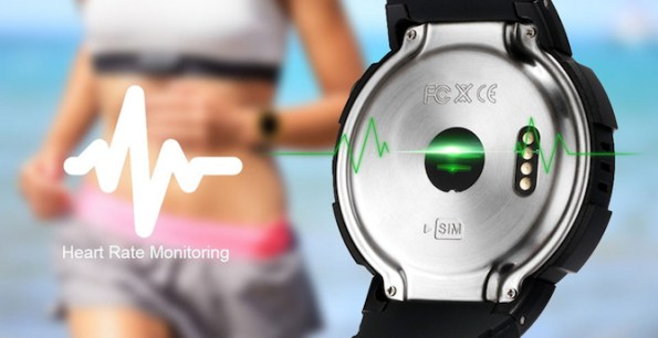 Android Watch Heart Rate Monitor