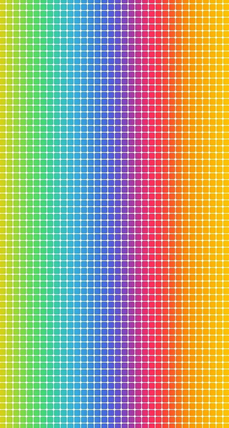 Colorful whatsapp chat wallpaper