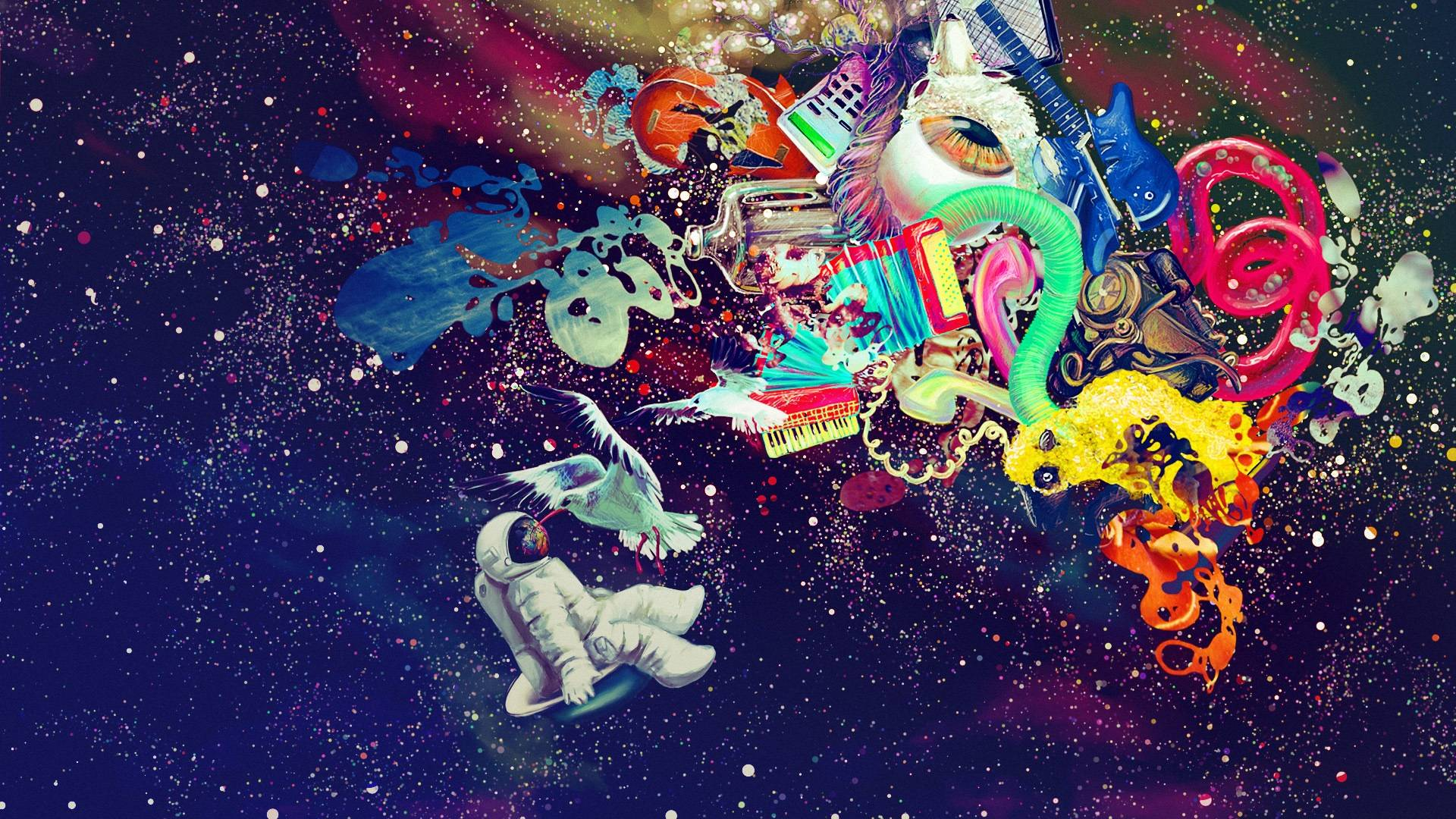 Psychedelic Wallpaper Download