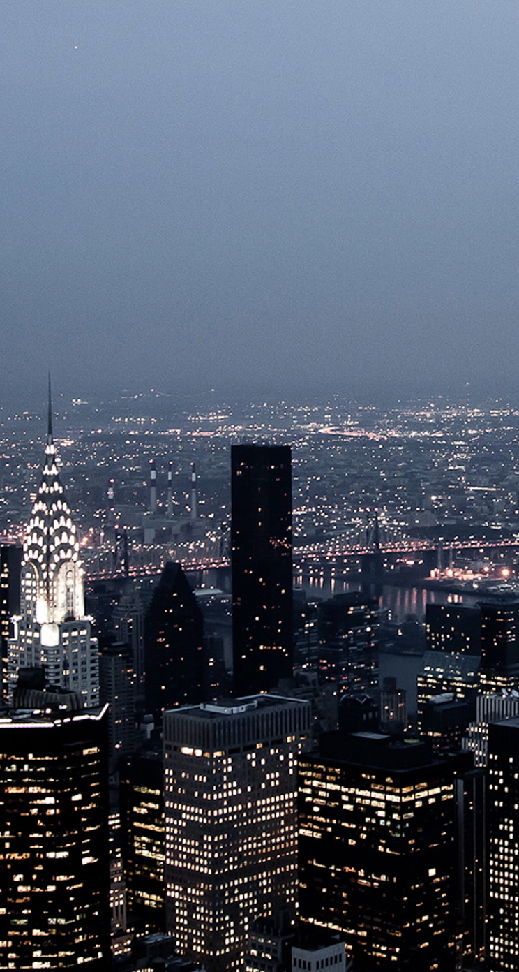 city light wechat theme