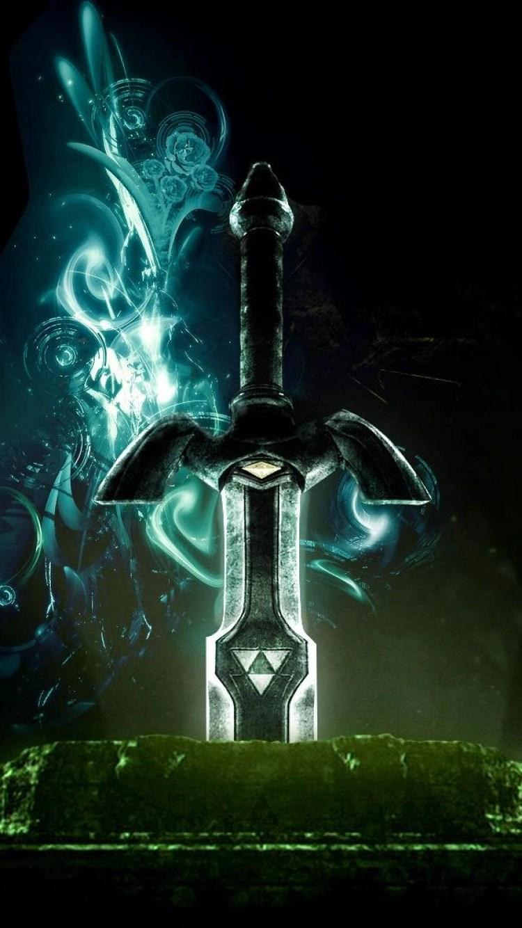 iPhone 6s sword wallpaper