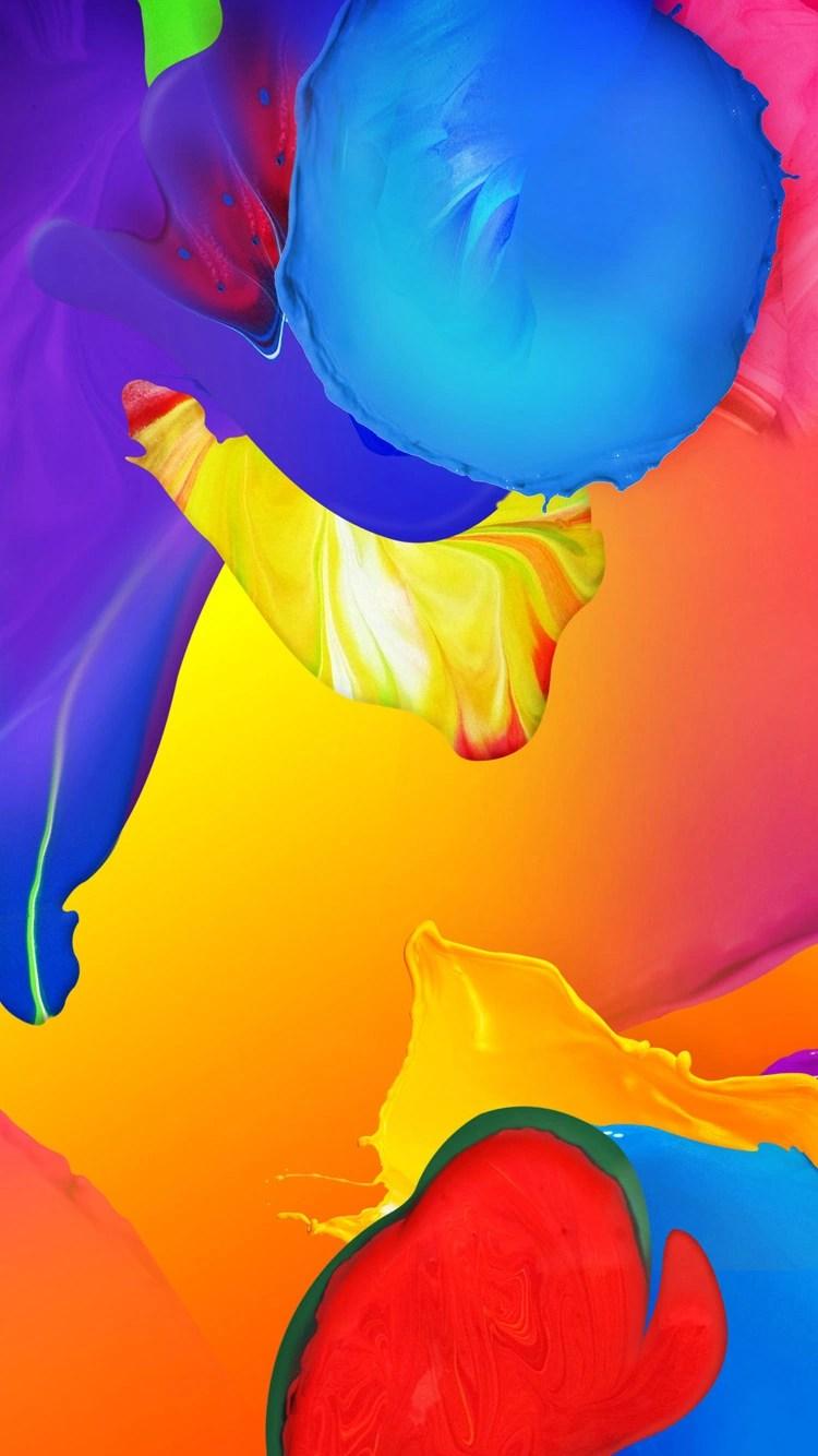 iPhone-7-color-splash-wallpaper
