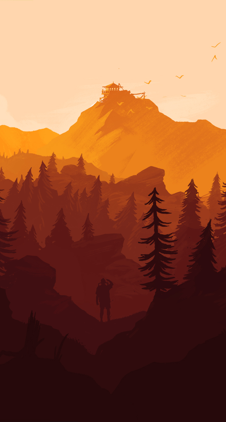 mountain wechat theme