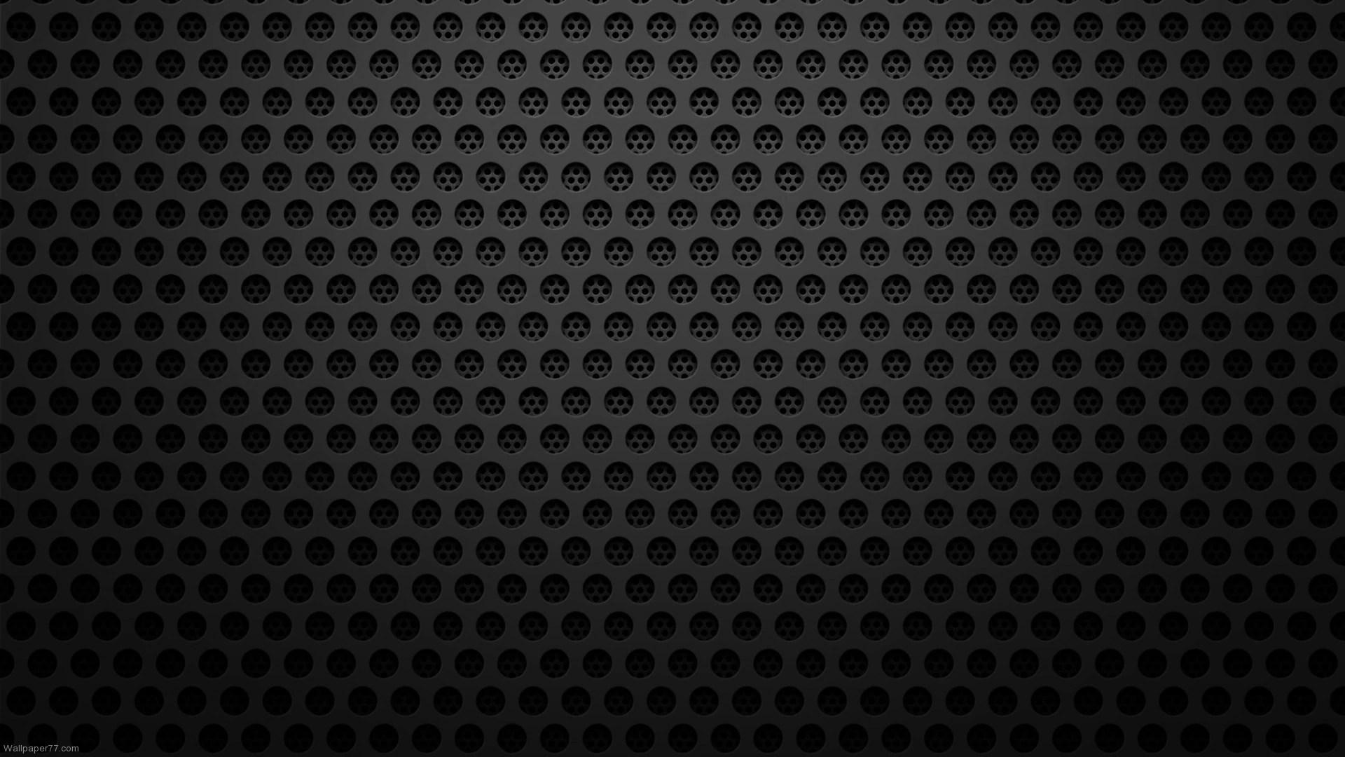 Black Wallpaper 3D effect