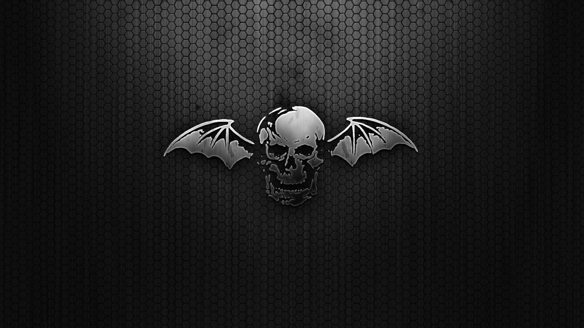 Monster Black Wallpaper