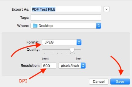 Saving PDF as JPG