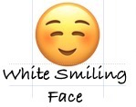 white-smiling-face