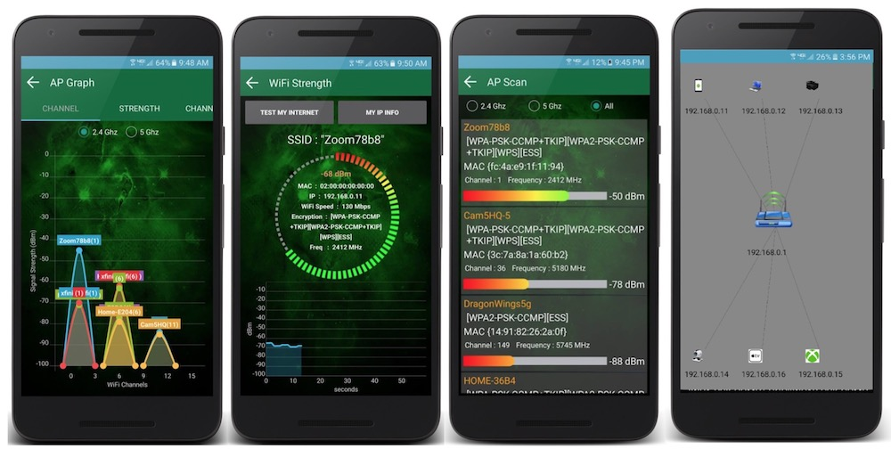 WiFi Analyzer App That Every Android Users Must Have