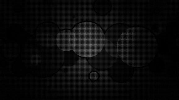 cool Black background 3d