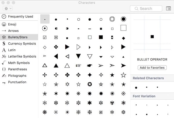 emoji-and-symbols-mac
