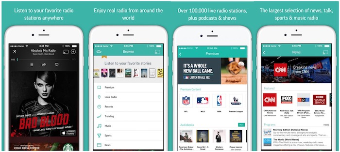Best Free Internet Radio Apps for Android and iPhone