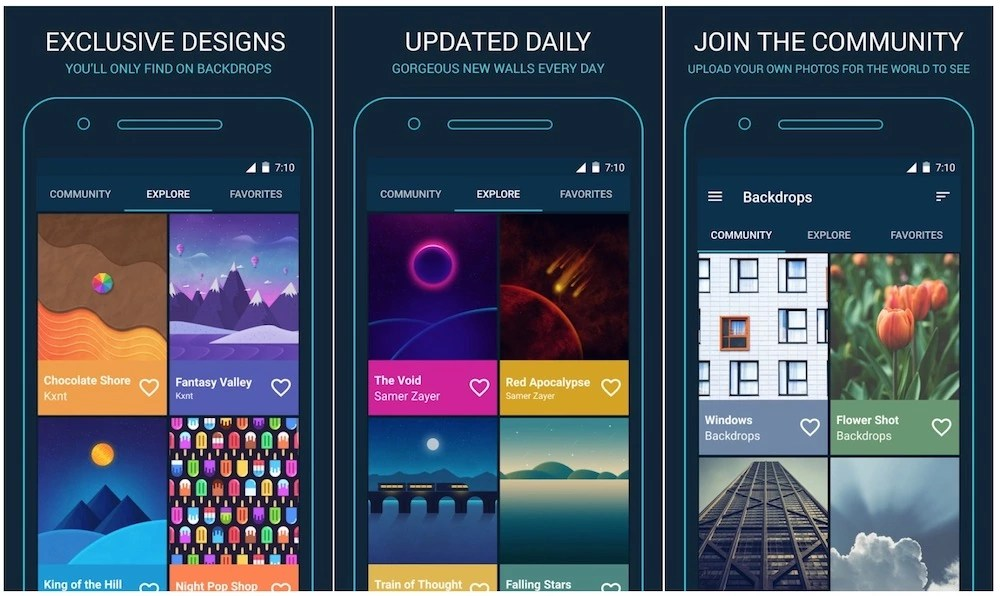 Top Free Wallpaper Apps For Iphone And Android Users