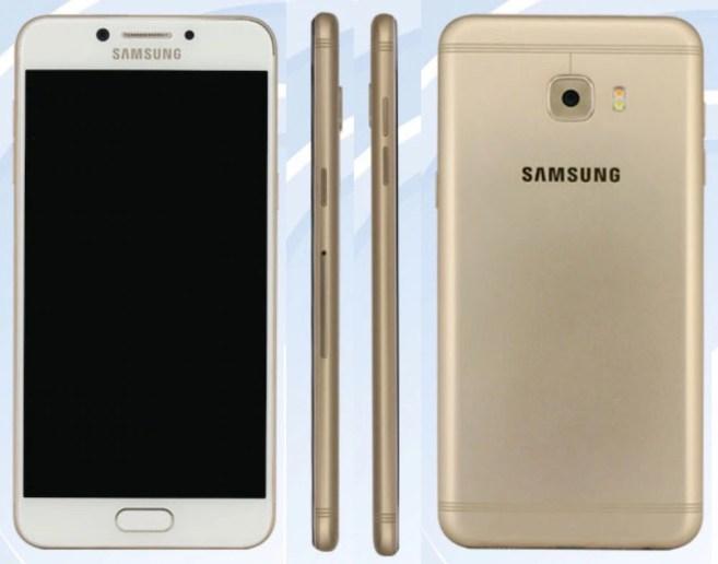Galaxy C9 Pro SM-C5010