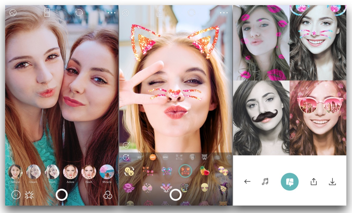 B612 Selfie Camera App: The Best and the worst App
