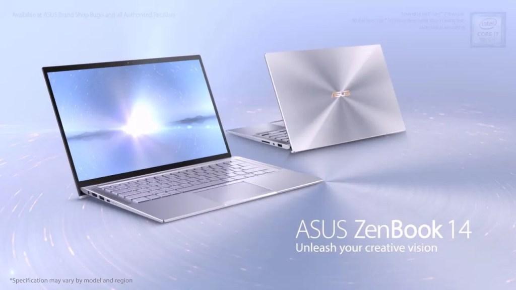 ASUS ZenBook 14 UX431FL cel mai bun laptop pentru business