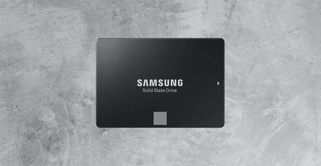 Samsung 860 EVO SSD sata