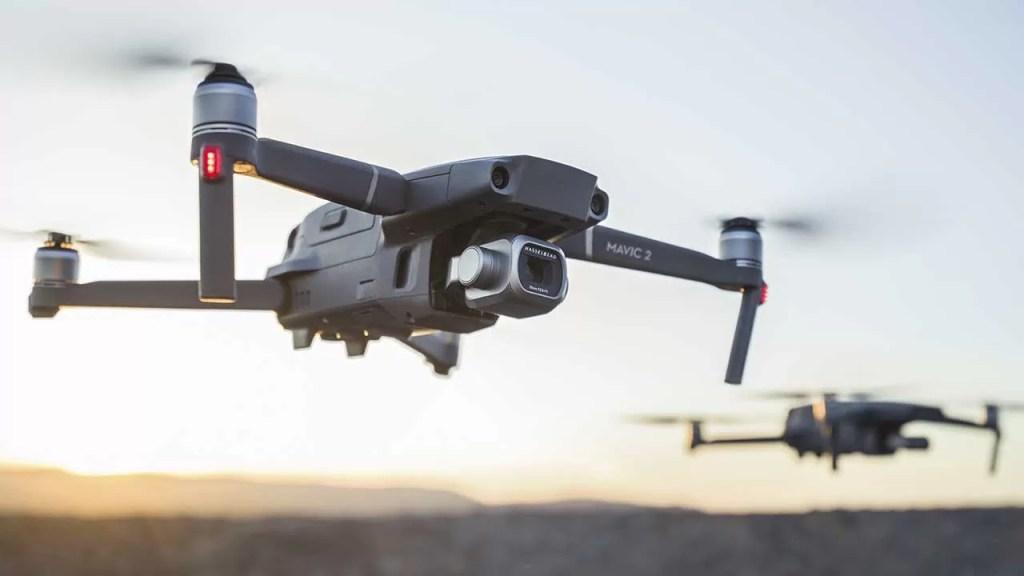 DJI Mavic 2 Pro - Cea mai bună dronă pentru profesioniști