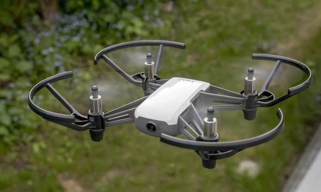 DJI Tello - Cea mai bună dronă ieftină