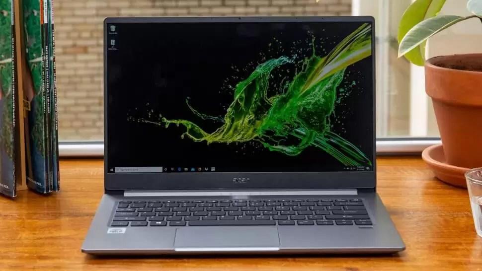 Acer Swift 3 – Cel mai bun laptop pentru studenti