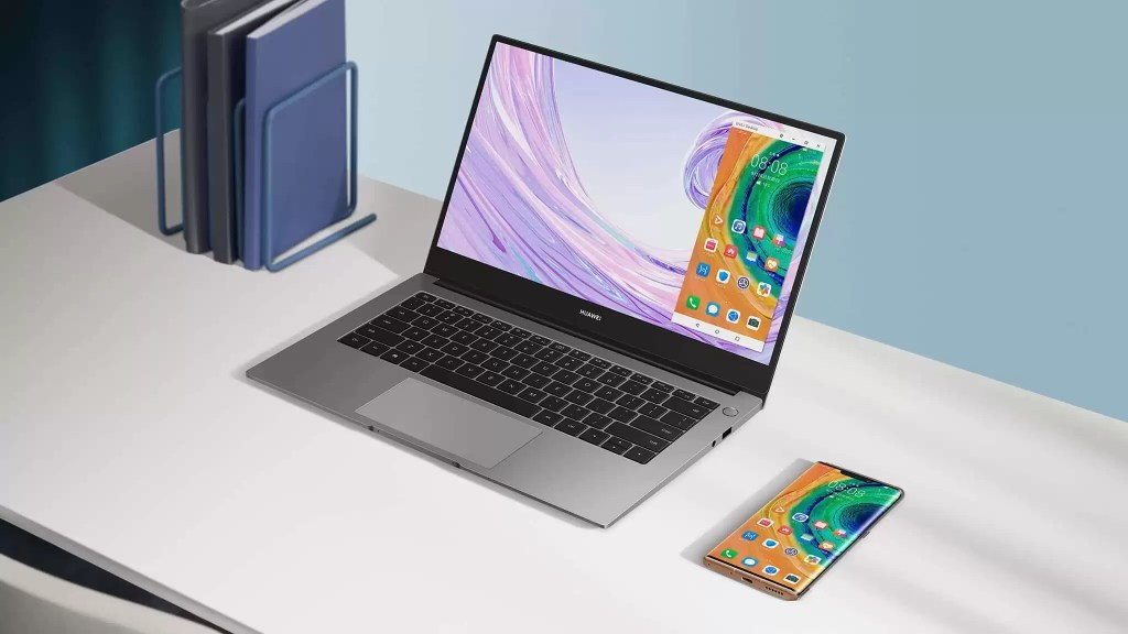 Huawei MateBook D14 – Cel mai bun ultraportabil