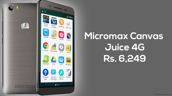 micromax-canvas-juice-4g Techguruplus.com