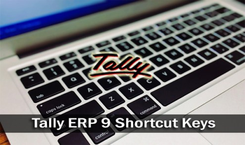 Tally ERP 9 All Shortcut Keys  60 Shortcut Keys  Download in Excel     There are many type of shortcuts in Tally  below given all shortcuts are  very useful to minimize your time to work  using shortcuts keys makes your  work