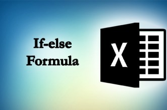 if formula in excel