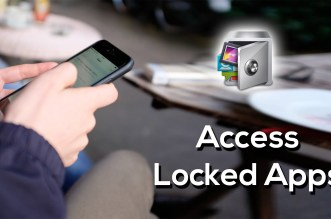 How to Access Locked Apps Without Password