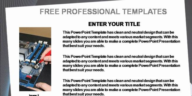Professional business powerpoint templates free download ppt 4 ppt slide no toneelgroepblik Choice Image