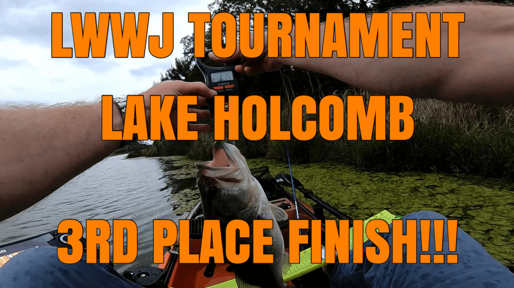 Lake Woodlands Weekly Jackpot Tournament - Lake Holcomb-3rd Place Finish
