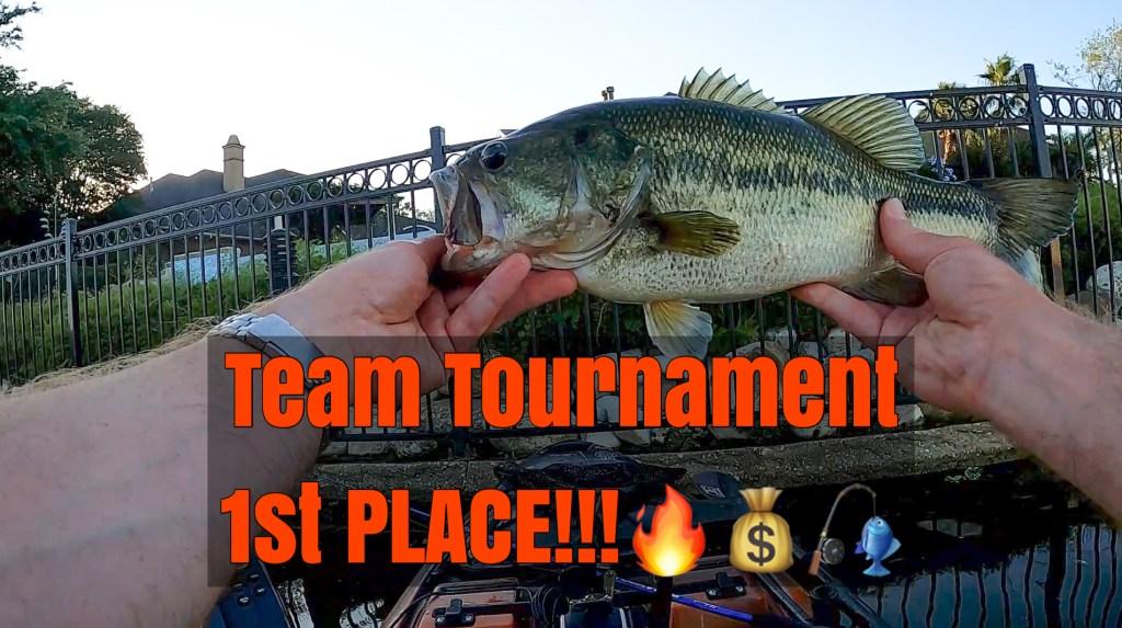 Lake Woodlands Weekly Jackpot 1st Place
