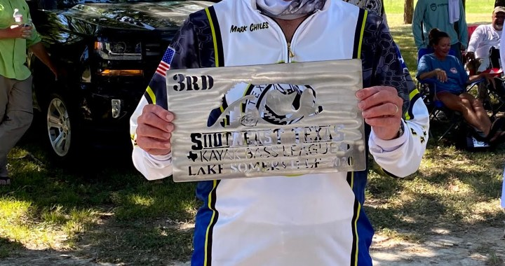 3rd Place Lake Somerville SETXKBL Tournament