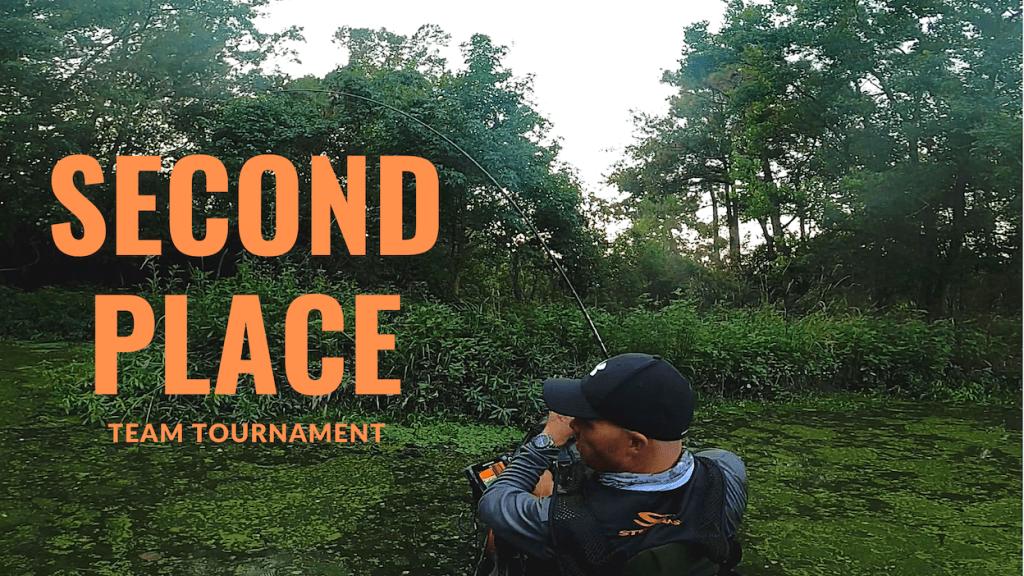 Lake Woodlands Team Tournament SECOND PLACE