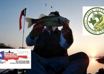 Lake Buchanan 2020 Lonestar Throwdown