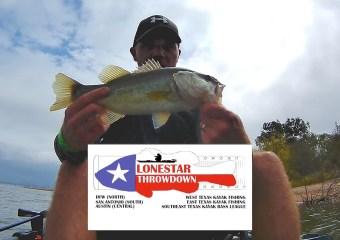 Lonestar Throwdown 2020 Lake Buchanan Prefish