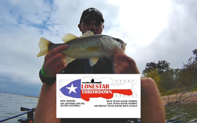 Lonestar Throwdown 2020 Lake Buchanan Prefish