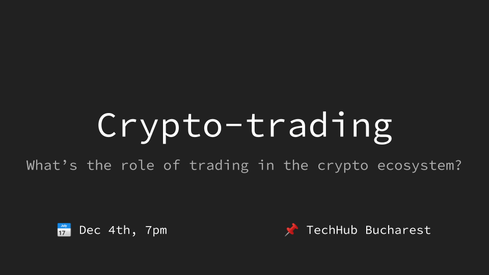crypto trading románia)