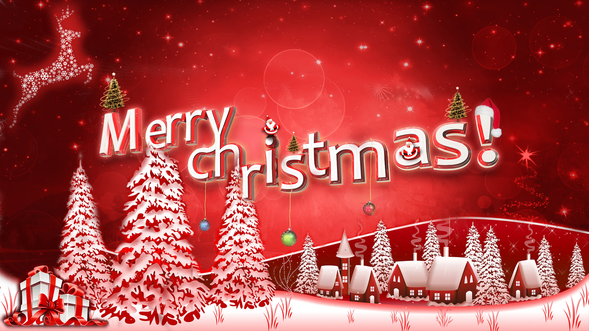 Merry Christmas Hd Wallpapers Image Amp Greetings Free