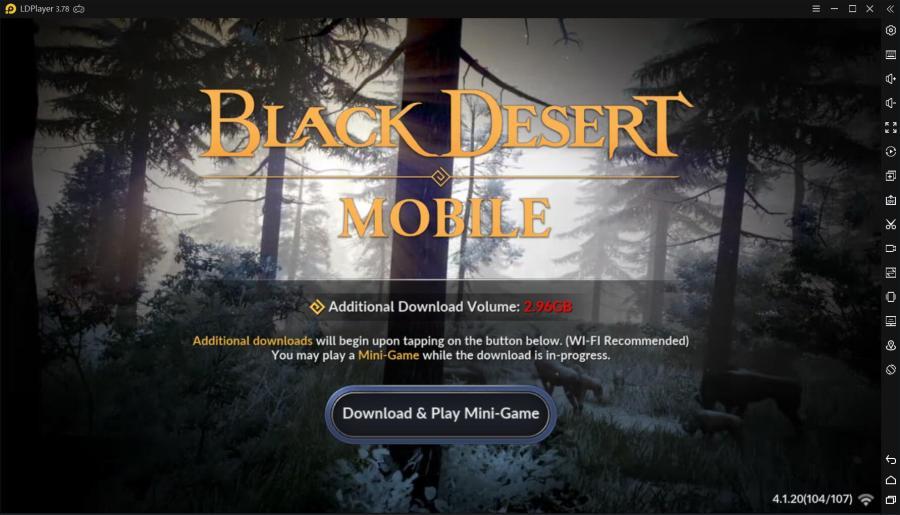 Best Emulator To Play Black Desert Mobile For Windows PC