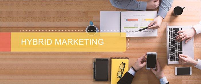 Hybrid-Marketing