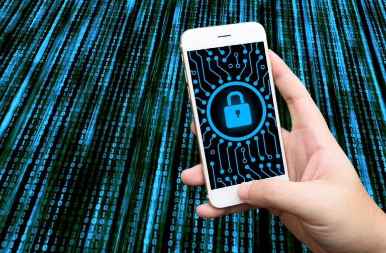 mobile device security