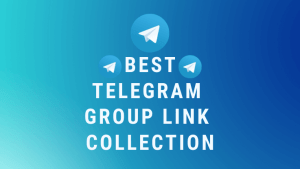 Read more about the article Best Telegram Group Link Collection 2021