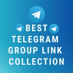 Best Telegram Group Link Collection