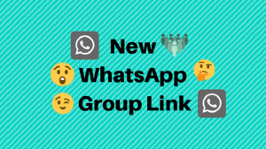Read more about the article 200+ New Whatsapp Group Link 2021