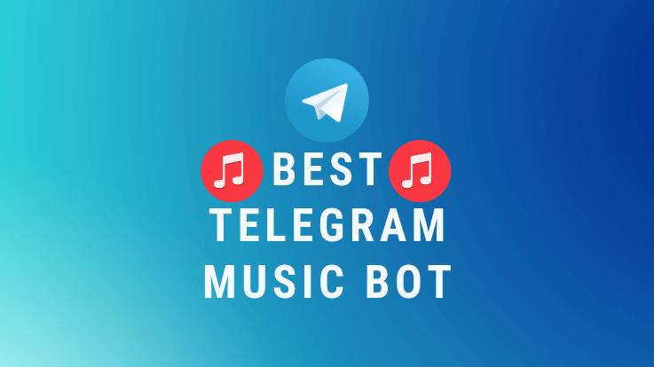 Best Telegram Music Bot