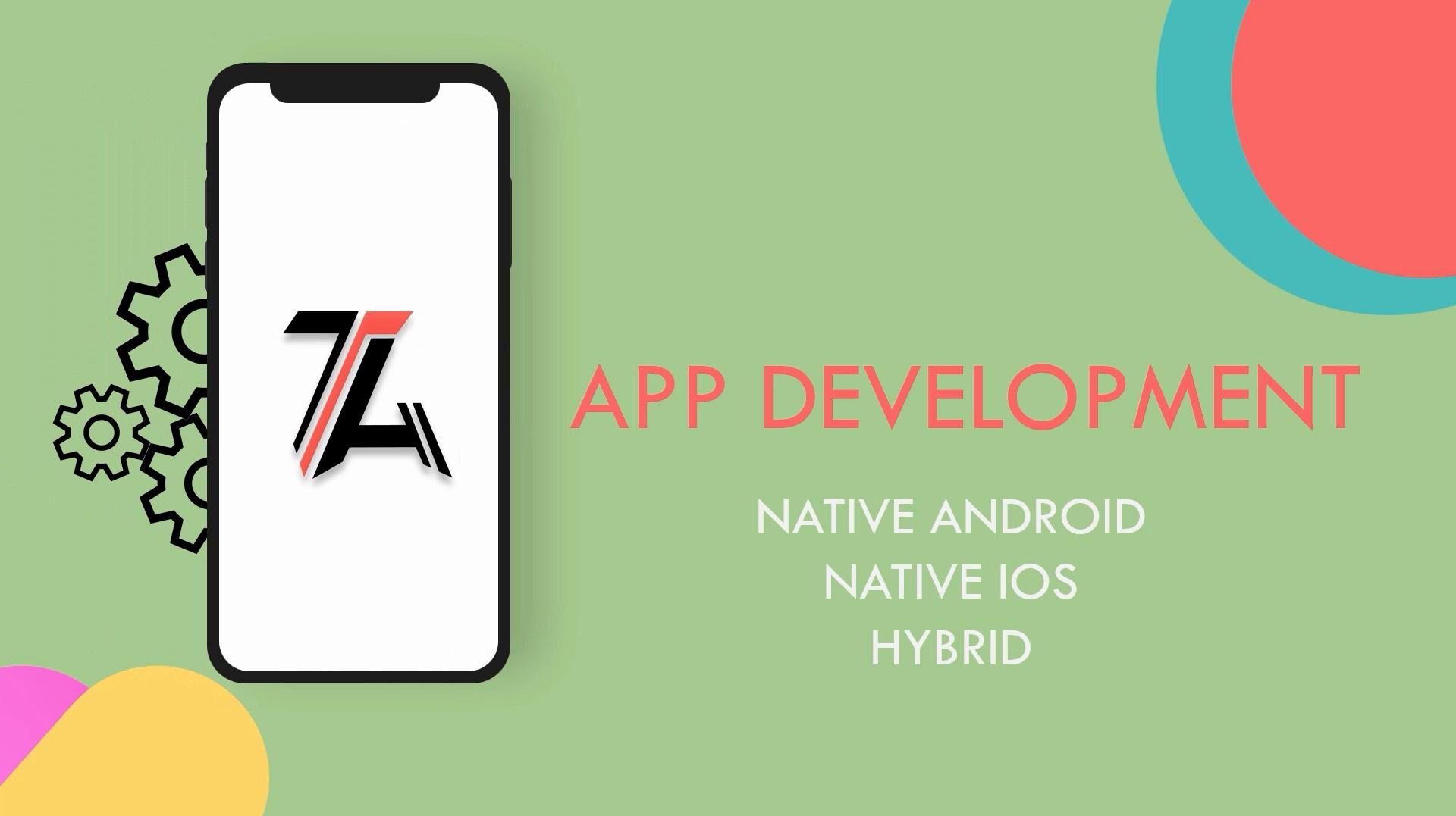 App Development at Techies Atelier
