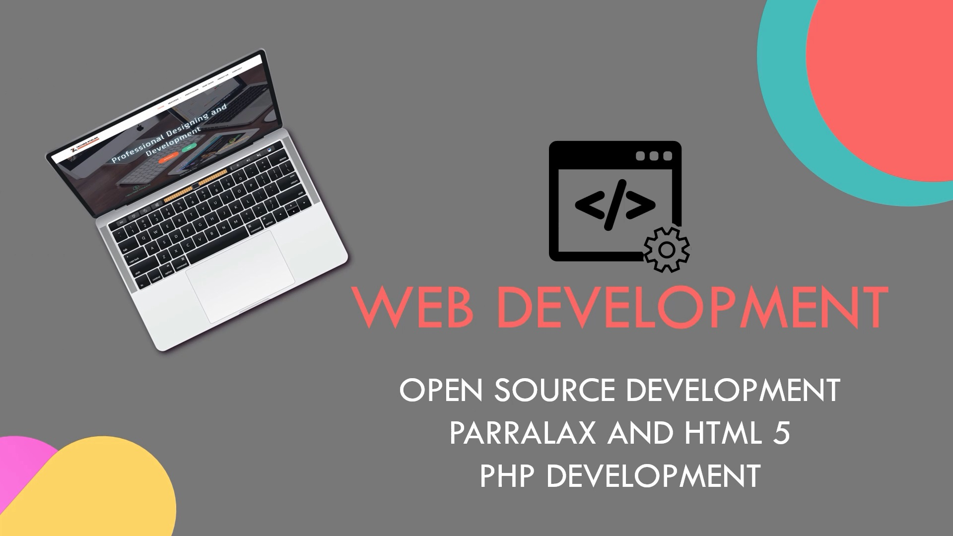 Web Development at Techies Atelier