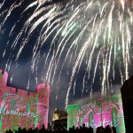 """Projection Studio Revisits Caerphilly Castle with """"Illuminata"""" show"""
