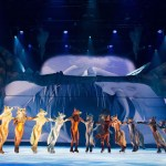 Ice Age Live is Painted with Light
