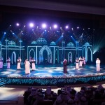 Robe Specified for Lighting Islamic Art Awards 2017